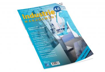Arbeiten in der digitalisierten Industrie (Industrie 4.0 Management 6/2020)