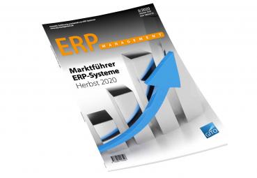 Marktführer ERP-Systeme Herbst 2020 (ERP Marktführer II/2020)