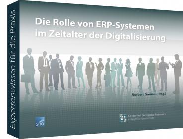 Die Rolle von ERP-Systemen im Zeitalter der Digitalisierung (E-Book)