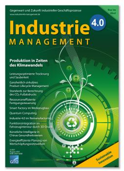 Produktion in Zeiten des Klimawandels (Industrie 4.0 Management 4/2021)