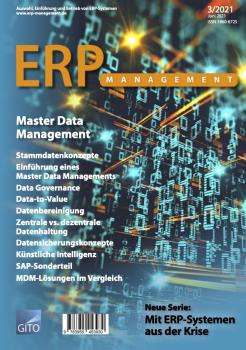 Master Data Management (ERP Management 3/2021)