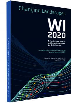 Entwicklungen, Chancen und Herausforderungen der Digiatlisierung - WI 2020: Zentrale Tracks