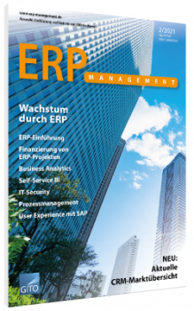 Wachstum durch ERP (ERP Management 2/2021)