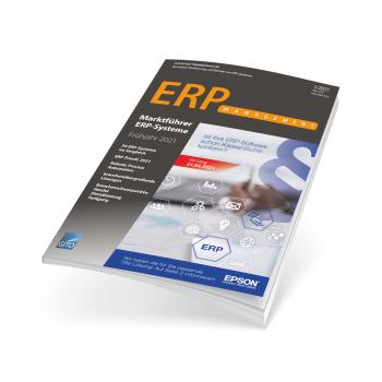 ERP Management 1/2021 - Marktführer ERP-Systeme Frühjahr 2021 - 58 ERP Systeme im Vergleich