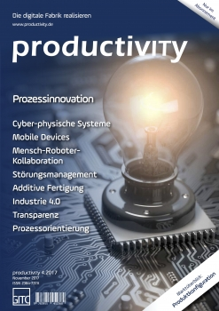 Prozessinnovation (productivity 4/2017)