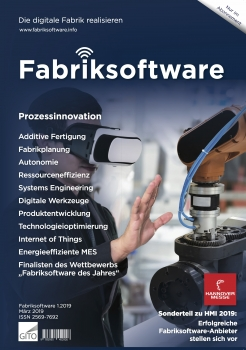 Prozessinnovation (Fabriksoftware 1/2019)