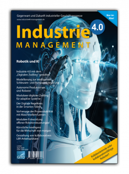 Robotik und KI (Industrie 4.0 Management 2/2020)