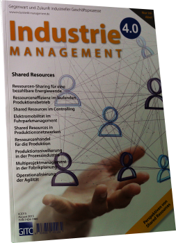 Shared Resources (Industrie 4.0 Management 4/2015)
