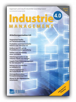 Arbeitsorganisation 4.0 (Industrie 4.0 Management 3/2015)