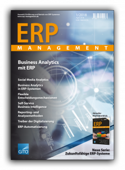 Business Analytics mit ERP (ERP Management 1/2018)