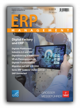 Digital Factory und ERP (ERP Management 1/2019)