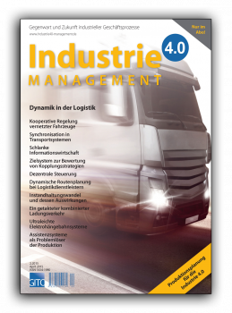 Dynamik in der Logistik (Industrie 4.0 Management 2/2015)