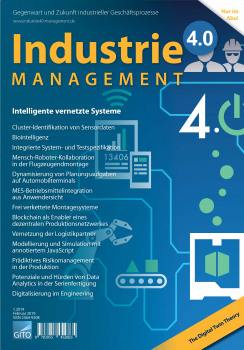 Intelligente vernetzte Systeme (Industrie 4.0 Management 1/2019)