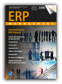 Internationaler ERP-Einsatz (ERP Management 4/2015)