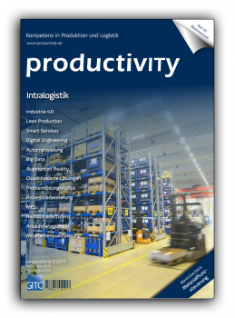 Intralogistik (productivITy 5/2015)