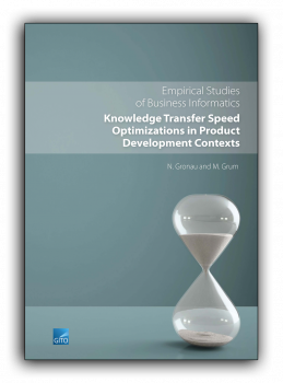 Knowledge Transfer Speed Optimizations in Product Development Contexts