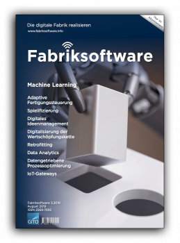 Machine Learning (Fabriksoftware 3/2019)