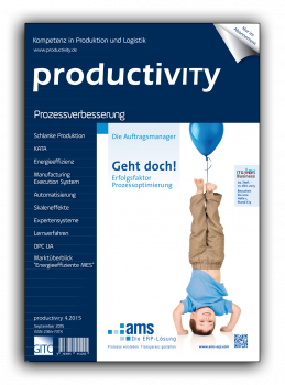 Prozessverbesserung (productivITy 4/2015)