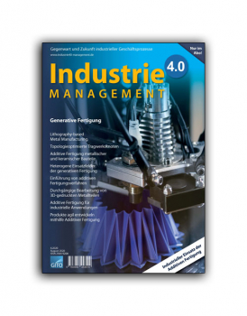 Generative Fertigung (Industrie 4.0 Management 4/2020)