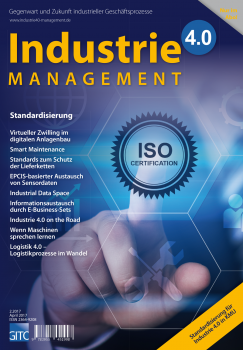Standardisierung  (Industrie 4.0 Management 2/2017)