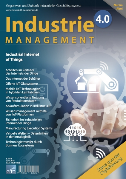 Industrial Internet of Things (Industrie 4.0 Management 3/2018)