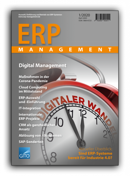 Digital Management (ERP Management 1/2020)