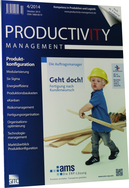 Produktkonfiguration (Productivity Management 4/2014)