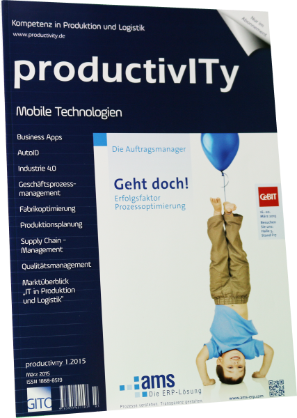 Mobile Technologien (productivITy 1/2015)