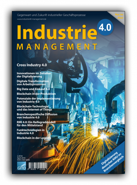 Cross Industry 4.0 (Industrie 4.0 Management 2/2018)