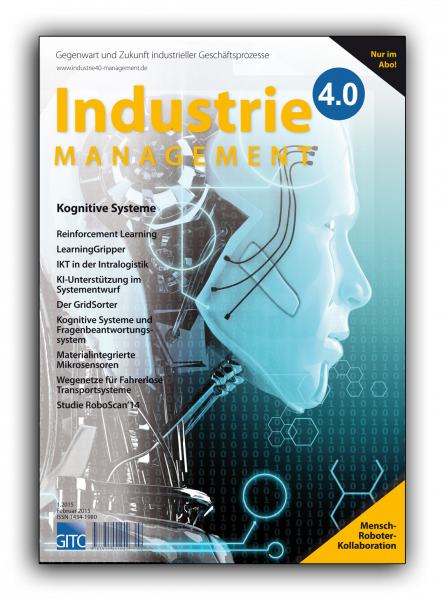 Kognitive Systeme (Industrie 4.0 Management 1/2015)