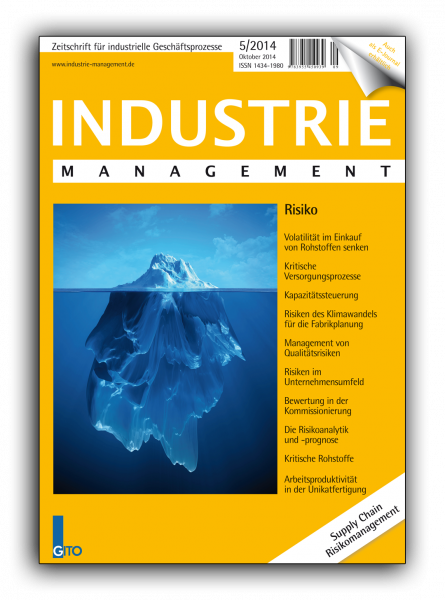 Risiko (Industrie Management 5/2014)