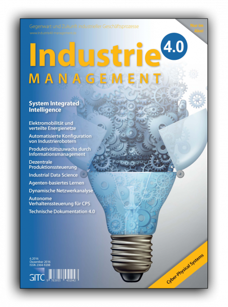 System Integrated Intelligence (Industrie 4.0 Management) 6/2016